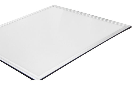 चीन Commercial Ceiling LED Panel Light 600x600 Warm White Dimmable 85 - 265VAC फैक्टरी